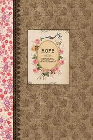Hope Devotional New Testament with Psalms and Proverbs NLT (Miniature Edition), 9781414339672
