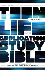 Teen Life Application Study Bible NLT, compact edition, 9781414387536