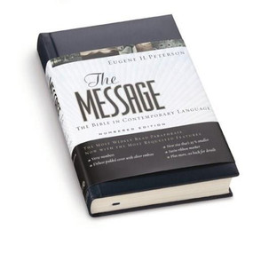 The Message (The Bible in Contemporary Language) by Eugene H. Peterson, 9781576836736