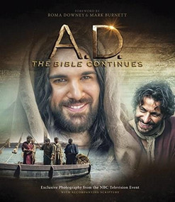 A.D. The Bible Continues by Roma Downey, Mark Burnett, 9781496409171