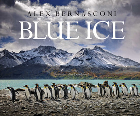 Blue Ice by Alex Bernasconi, 9781608877355