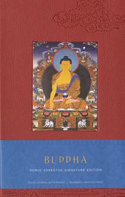 Buddha Hardcover Ruled Journal (Romio Shrestha Signature Edition) by Romio Shrestha, 9781608872824