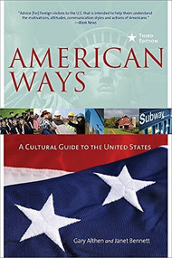 American Ways by Gary Althern, Janet Bennett, 9780984247172