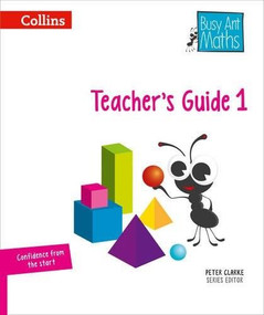 Busy Ant Maths European edition – Year 1 Teacher Guide Euro pack by Collins UK, 9780008157364