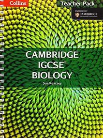 Cambridge IGCSE® Biology: Teacher Pack by Collins UK, 9780007592647