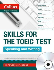 TOEIC Speaking and Writing Skills by Collins UK, 9780007460588