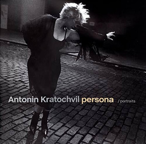Antonin Kratochvil, Persona (Portraits) by Michael Persson, 9788072097838