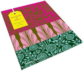 Patterns of India: 10 Sheets of Wrapping Paper with 12 Gift Tags by Henry Wilson, 9780500420560