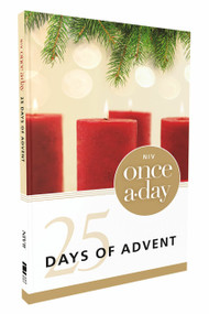 NIV, Once-A-Day 25 Days of Advent Devotional, Paperback by Kenneth D. Boa, John Alan Turner, 9780310419136