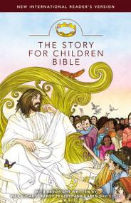 NIrV, The Story for Children Bible, Hardcover by Max Lucado, Randy Frazee, Karen Davis Hill, 9780310744054