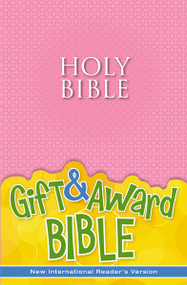 NIrV, Gift and Award Bible, Paperback, Pink by  Zondervan, 9780310744313