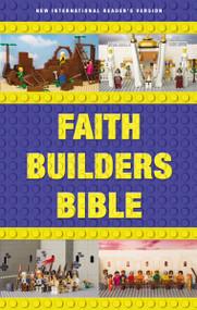 NIrV, Faith Builders Bible, Hardcover by  Zondervan, 9780310754633
