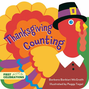 Thanksgiving Counting by Barbara Barbieri McGrath, Peggy Tagel, 9781580895347