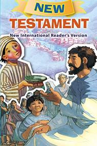 NIrV, New Testament for Children, Paperback by  Zondervan, 9781563207051
