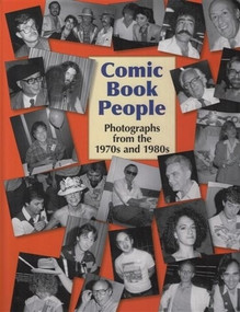 Comic Book People (Photographs from the 1970s and 1980s) by Jackie Estrada, 9780981551944