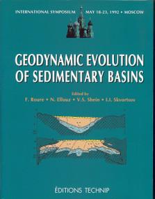 Geodynamic Evolution Sedimentary Bassins by Nadine Ellouz, Fran�s Roure, 9782710806929