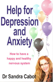 Help for Depression and Anxiety by Sandra Cabot, 9780975743720