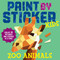 Paint by Sticker Kids: Zoo Animals (Create 10 Pictures One Sticker at a Time!) by Workman Publishing, 9780761189602