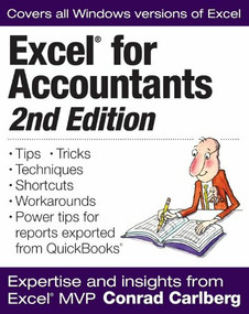 Excel for Accountants by Conrad Carlberg, 9781932925265