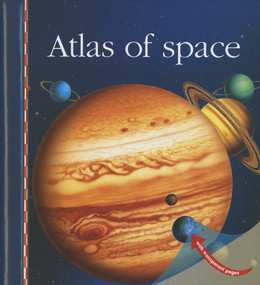 Atlas of Space by Donald Grant, Donald Grant, 9781851034079
