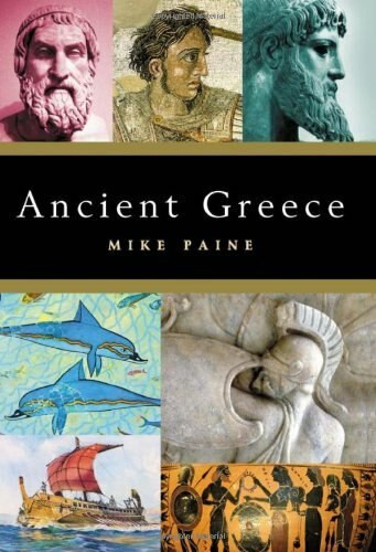 Ancient Greece - 9781842432457 by Mike Paine, 9781842432457
