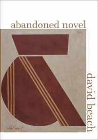 Abandoned Novel by David Beach, 9780864735294