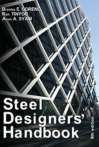 Steel Designers' Handbook by Branko E. Gorenc, Ron Tinyou, Arun A Syam, 9781742233413
