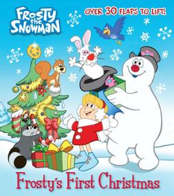 Frosty's First Christmas (Frosty the Snowman) by Random House, Vincenzo Cucca, Katrina Mae Hao, 9780399550126