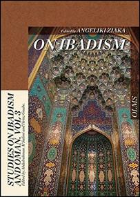 On Ibadism - 9783487148823 by Angeliki Ziaka, 9783487148823