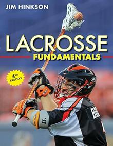 Lacrosse Fundamentals by Jim Hinkson, 9781600786938