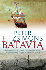 Batavia by Peter FitzSimons, 9781864711349