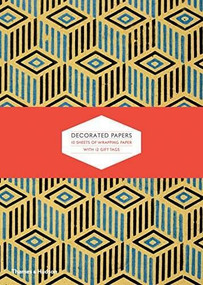 Decorated Papers: Wrapping Paper & Gift Tags by P. J. M. Marks, 9780500420522