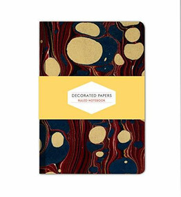 Decorated Papers: Journal by P. J. M. Marks, 9780500420539