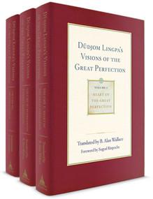 Dudjom Lingpa's Visions of the Great Perfection by Dudjom Lingpa, B. Alan Wallace, 9781614293149