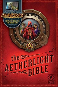 The Aetherlight Bible NLT (Chronicles of the Resistance), 9781496413666