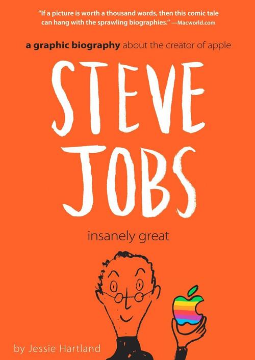 Steve Jobs: Insanely Great - 9780307982988 by Jessie Hartland, Jessie Hartland, 9780307982988