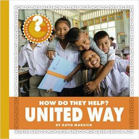 United Way - 9781634712521 by Katie Marsico, 9781634712521