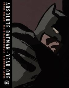 Absolute Batman Year One by Frank Miller, David Mazzucchelli, 9781401243791