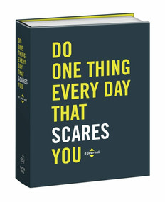 Do One Thing Every Day That Scares You (A Journal) by Robie Rogge, Dian G. Smith, 9780385345774
