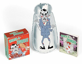 Whack-a-Zombie (You Can't Keep a Good Zombie Down!) (Miniature Edition) by Sarah O'Brien, 9780762434244