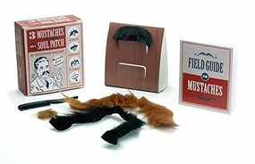 Three Mustaches and a Soul Patch (No Testosterone Required!) (Miniature Edition) by David Jones, 9780762439812