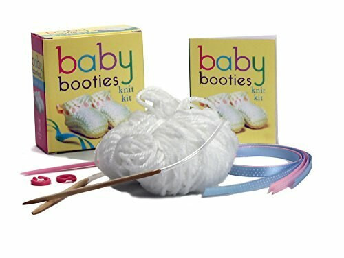 Baby Booties Knit Kit (Miniature Edition) by Julia Pretl, 9780762440788