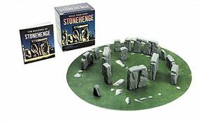Build Your Own Stonehenge (Mega Mini Kit) (Miniature Edition) by Running Press, Running Press, 9780762443352