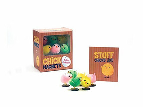 Chick Magnets (The Cutest Ever Hatched!) (Miniature Edition) by Running Press, Running Press, 9780762444151