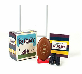 Desktop Rugby (Miniature Edition) by Running Press, 9780762460915