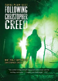 Following Christopher Creed by Carol Plum-Ucci, 9780547851808