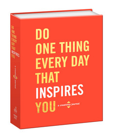 Do One Thing Every Day That Inspires You (A Creativity Journal) by Robie Rogge, Dian G. Smith, 9780553447880