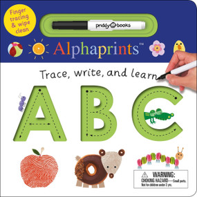 Alphaprints: Trace, Write, and Learn ABC by Roger Priddy, 9780312521493