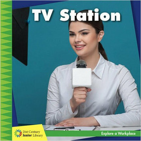TV Station - 9781634712774 by Jennifer Colby, Tamara Ryan, 9781634712774