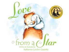Love from a Star by Katherine Cutchin Gazzetta, Katherine Cutchin Gazzetta, 9781585369508